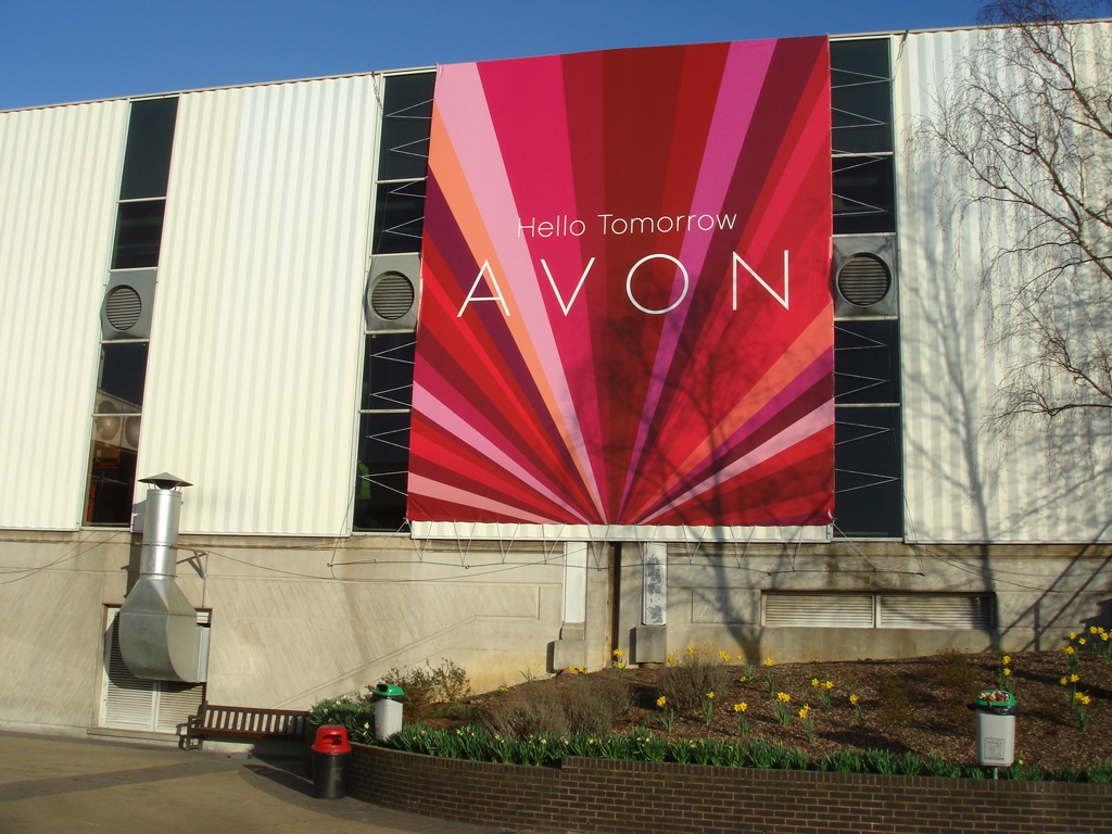 Avon Building Wrap Project