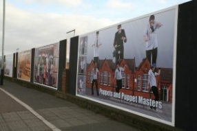 Bilston Advertising Hoardings Projects