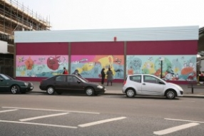 Thanet Council Building Hoardings Project